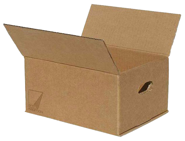 производство и продажа коробок из гофрокартона